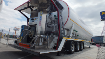 The EU member states selects CEF-Transport action cHAMeleon for stimulating the Liquefied Natural Gas as fuel for road transport